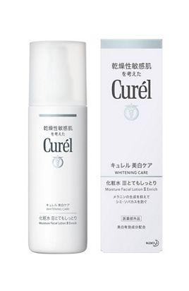 キュレル 美白化粧水 III とてもしっとり(花王)