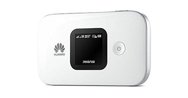 amazon.co.jp HUAWEI Mobile WiFi E5577画像